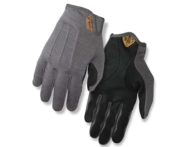 Giro D'Wool Men's Urban Cycling Gloves