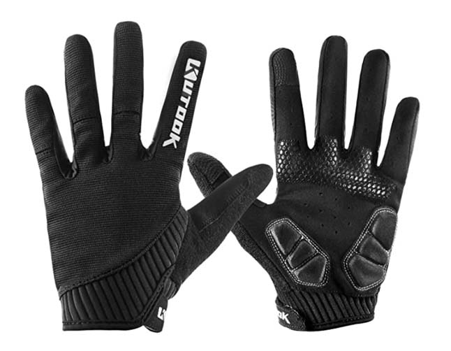 KUTOOK Full Finger Cycling Gloves