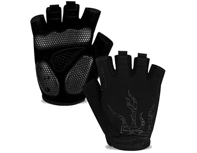 MOREOK Mens Cycling Gloves